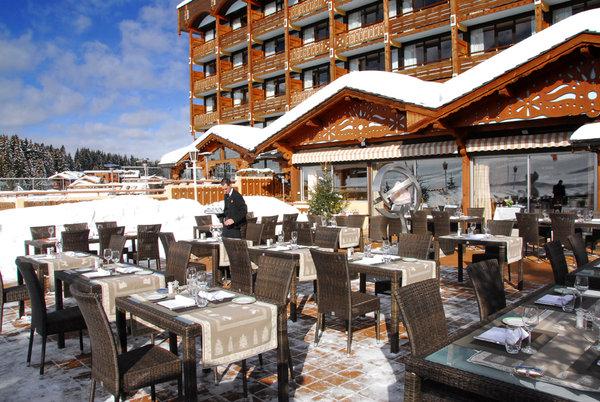 Alpes Hotel du Pralong *****