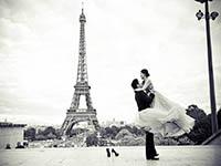 Париж! 14 Февраля.День Влюбленных!