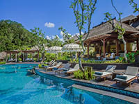 Лакшери удовольствие: 3 ночи в Mandapa, a Ritz-Carlton Reserve, Убуд, Бали